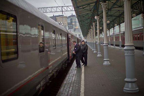Французский связной: «РЖД» запустило поезд до Парижа. Изображение № 3.