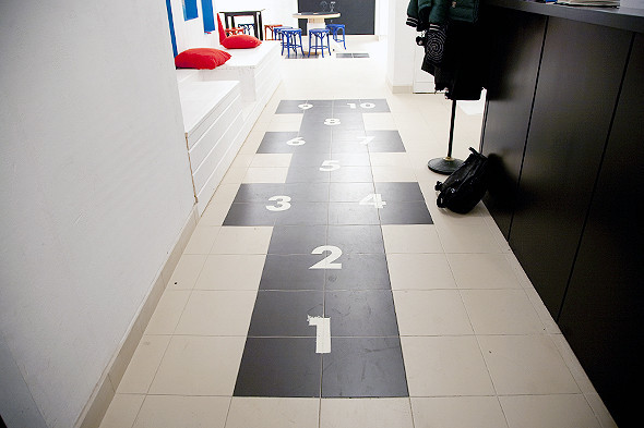 Новое место: Детский центр «Шардам». Изображение № 11.