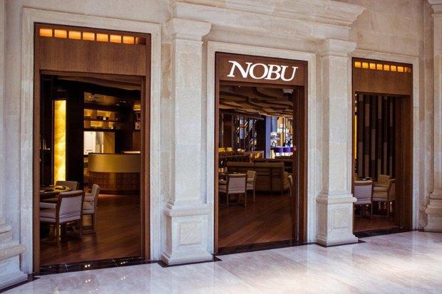 В Москве открылся второй ресторан Nobu. Изображение № 1.