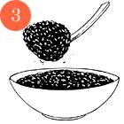 Рецепты шефов: Бараньи рёбрышки в фурикаке. Изображение № 7.