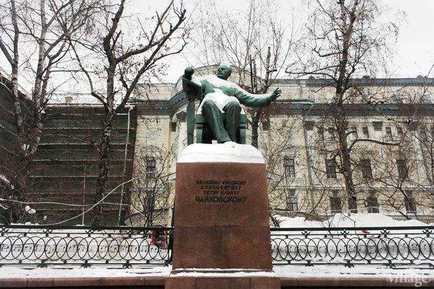 Больной город: Монументальная пропаганда гомосексуализма в Москве. Изображение № 8.