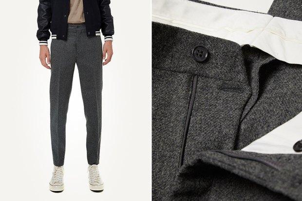 Где купить мужские брюки: 9вариантов от1800 до22500рублей. Изображение № 9.