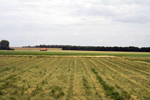 Изображение 5. Европа из окна поезда.. Изображение № 5.