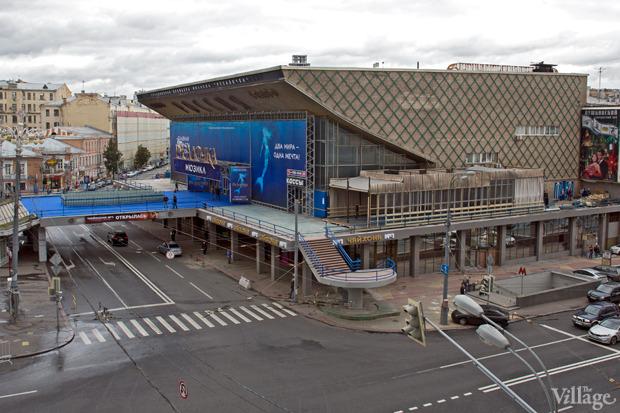 Новое место: Театр мюзикла «Россия». Изображение № 1.