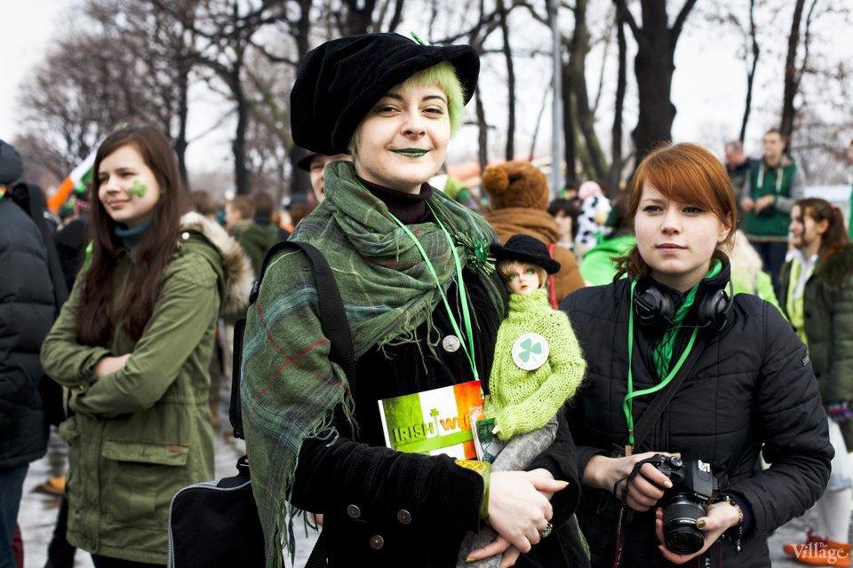 Люди в городе: Участники парада вчесть Днясвятого Патрика. Изображение № 11.
