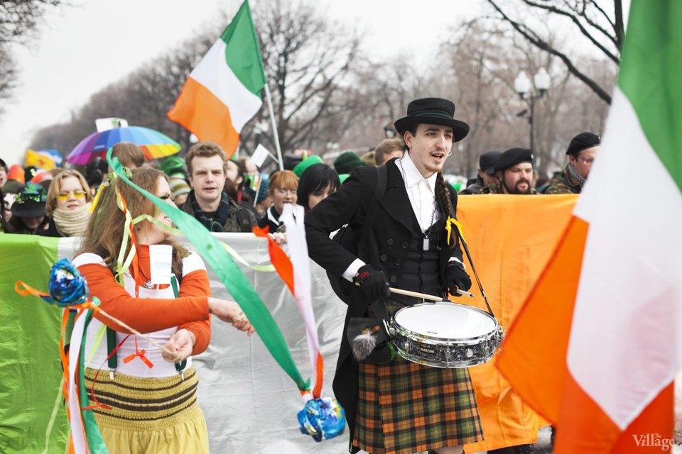 Люди в городе: Участники парада вчесть Днясвятого Патрика. Изображение № 7.