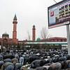 Фоторепортаж: Празднование Курбан-Байрама в Петербурге. Изображение № 1.