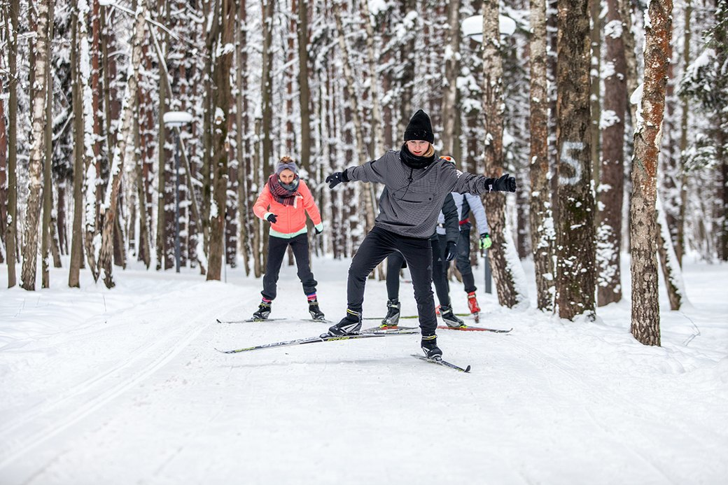 Ход коньком:  Почему беговые лыжи — главный спорт этой зимы. Изображение № 12.