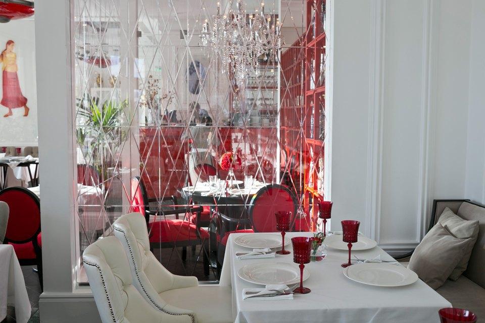 Ресторан «Dr.Живаго». Изображение № 6.