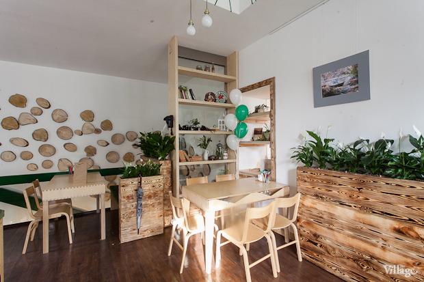 Новое место (Петербург): Вегетарианское кафе «Укроп». Изображение № 19.