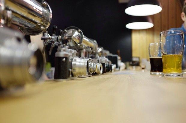 В«Этажах» открылся бар «Выдержка» сотечественным пивом исидром. Изображение № 1.