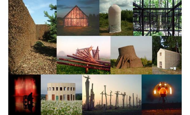 Фестиваль ландшафтных объектов «Архстояние». Проводится с 2006 года . Изображение № 17.