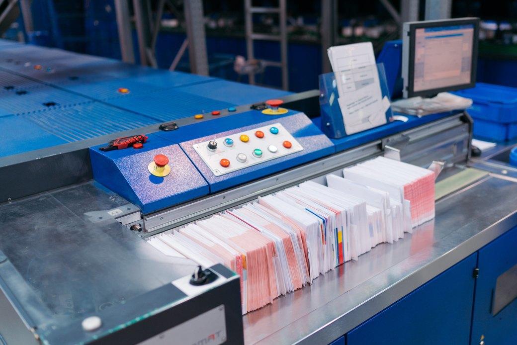 Как «Почта России» сортирует посылки иписьма. Изображение № 15.