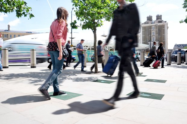 Идеи для города: Электричество от шагов в Лондоне. Изображение № 11.