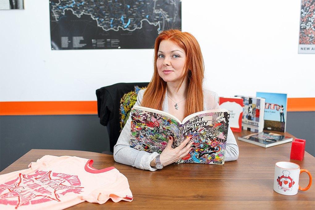 «яМайка»: Оптовое производство футболок, выросшее из студии печати . Изображение № 2.
