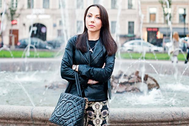 Внешний вид: Карина Курганова, хозяйка Retro Shop. Изображение № 7.