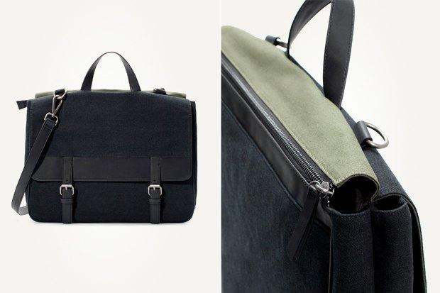 Где купить мужскую сумку: 9вариантов отодной до56тысяч рублей. Изображение № 2.