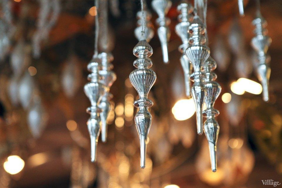 Фоторепортаж: Новогодние интерьеры ресторанов и кафе . Изображение № 14.