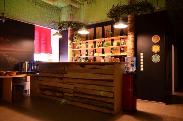 НаВасильевском острове открылось тайм-кафе «О'Лень». Изображение № 3.