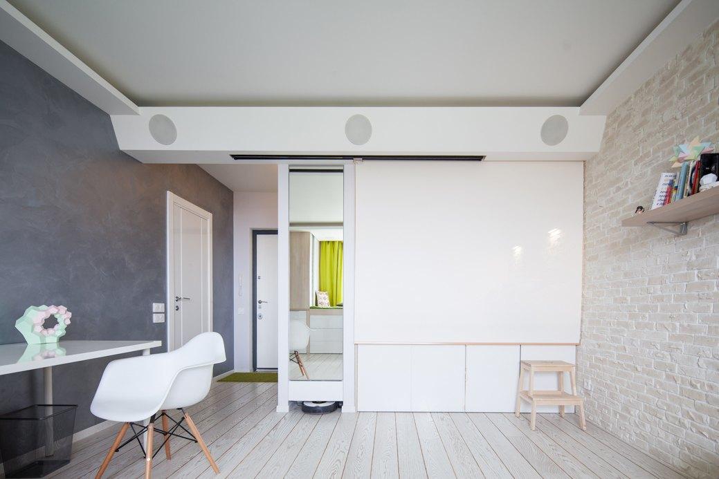 Однокомнатная квартира вДолгопрудном для пары учёных. Изображение № 9.