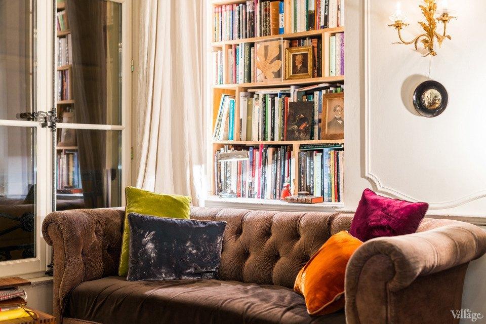 Квартиры мира: Париж. Изображение № 12.