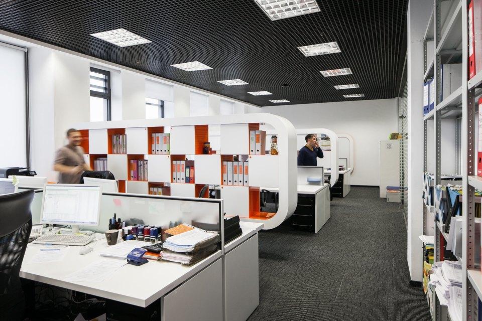 Офис ломоперерабатывающего предприятия «Мера». Изображение № 14.