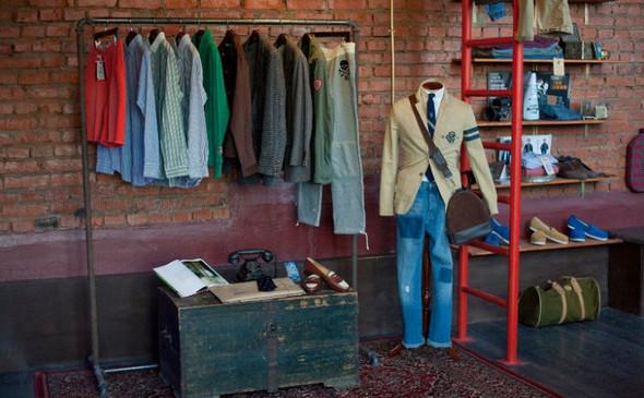Не женское дело: 7 новых магазинов мужской одежды в Москве. Изображение № 5.