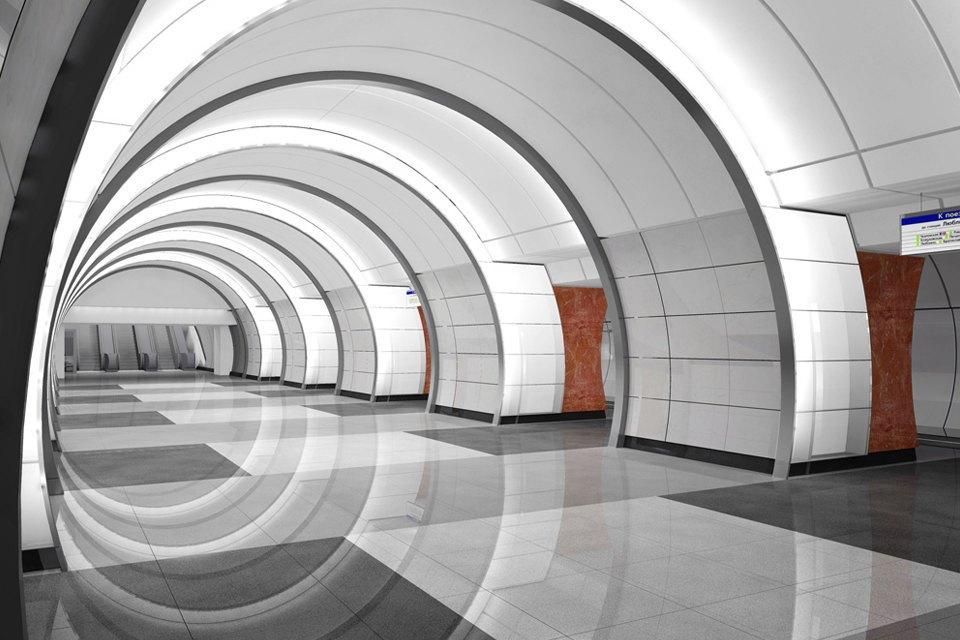 Как строят метро глубокого заложения. Изображение № 25.