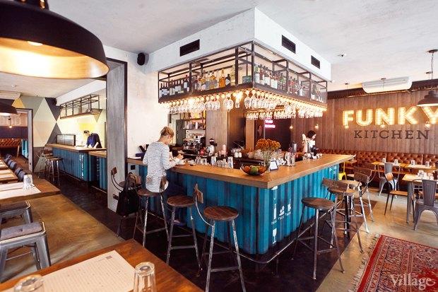 Новое место: Funky Kitchen. Изображение № 15.