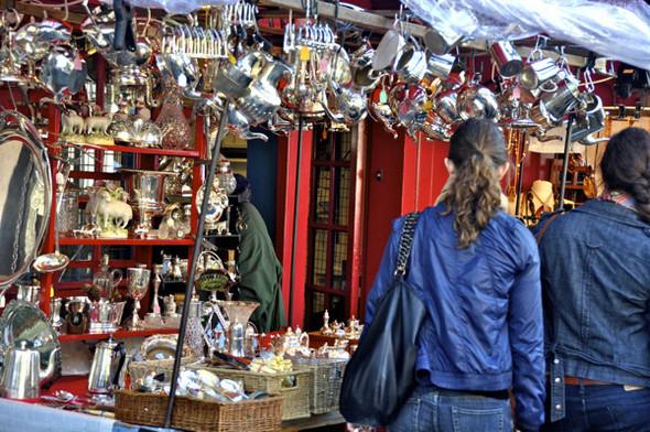 В центре Москвы могут открыть блошиный рынок. Изображение № 11.