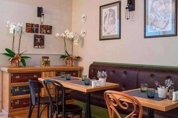 18 кафе и ресторанов, два бара ичетыре кофейни мая. Изображение № 16.