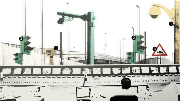 Иностранный опыт: Интеллектуальные транспортные системы. Изображение № 17.