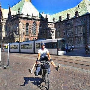 Личный опыт: Как доехать изВыборга до Амстердама навелосипеде. Изображение № 17.