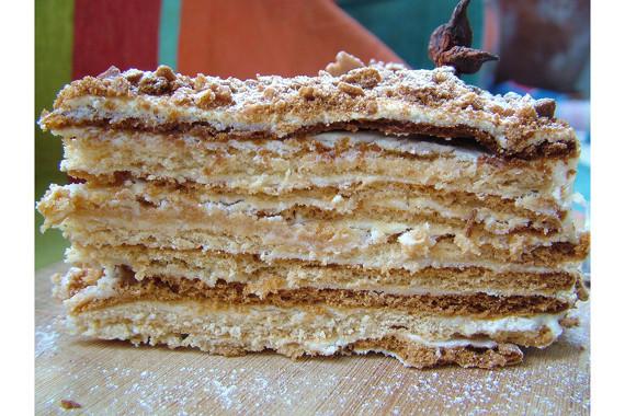 Торт «Медовый». Изображение № 39.