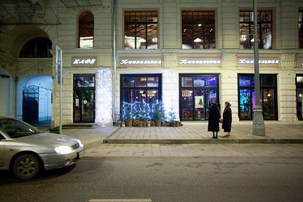 """«В """"Пушкинъ"""" ночью — это как на праздник»: Где можно поесть в Москве после полуночи. Изображение № 17."""