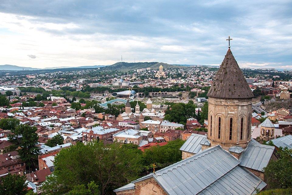 3 прогулочных маршрута по Тбилиси . Изображение № 58.