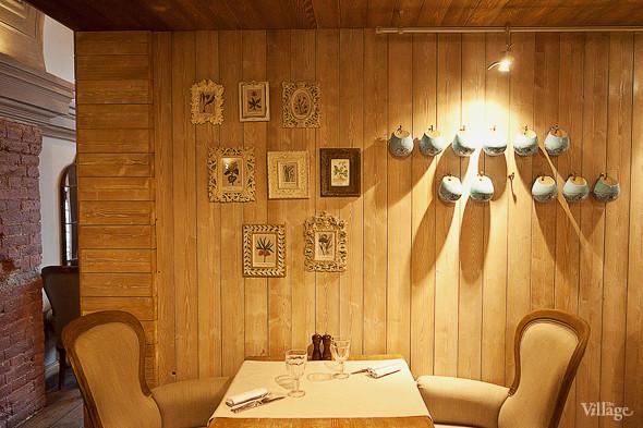 Новое место (Петербург): Ресторан Bazar. Изображение № 6.