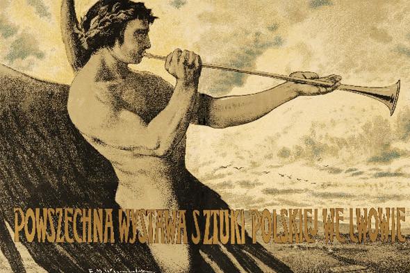 «Польский плакат XIX–XX века» в Пушкинском музее. Изображение № 4.