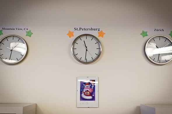 Офис недели: Google (Петербург). Изображение № 3.