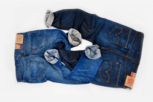 Лучше меньше: Где покупать джинсы Levi's 501 Original в Петербурге. Изображение № 1.