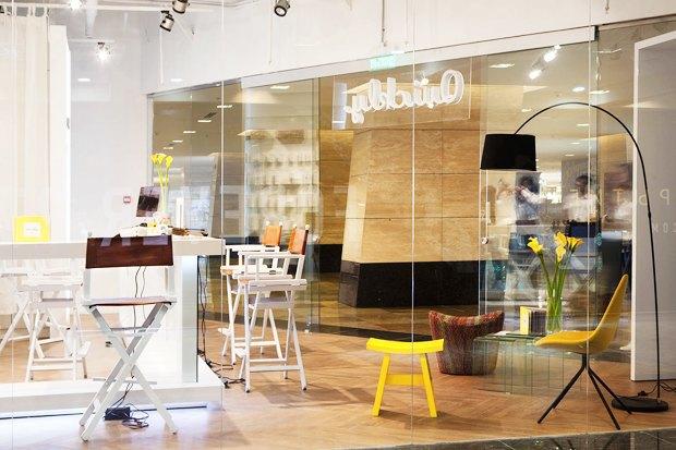В «Афимолле» открылось кафе с экспресс-укладками. Изображение № 2.