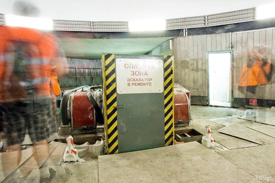 Фоторепортаж: Как ремонтируют «Петроградскую». Изображение № 33.