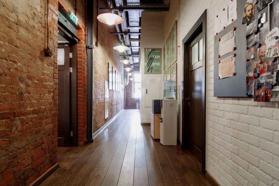 «Студия театрального искусства» вздании бывшей фабрики. Изображение № 43.