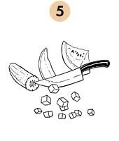 Рецепты шефов: Салат «Курица-тандури». Изображение № 9.