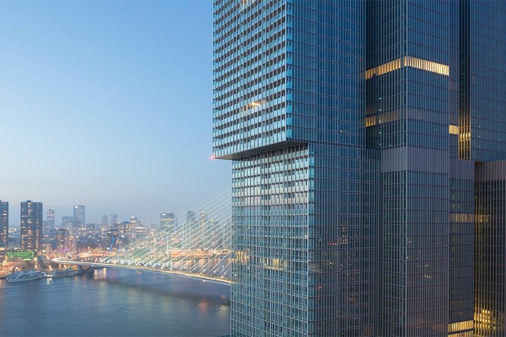 Hopes Tech: 15 самых эффектных небоскрёбов мира. Изображение № 8.