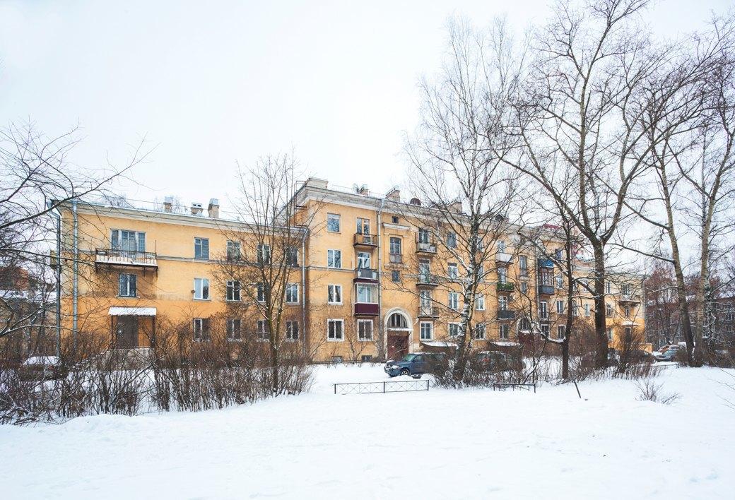 Часть домов Старопарголовского жилмассива не стали расселять . Изображение № 10.