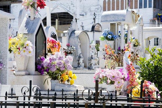 Как у них: Жители Германии, Бразилии, Финляндии, Грузии и Израиля о похоронах. Изображение № 12.