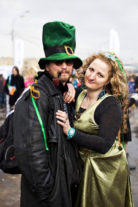 Люди в городе: Участники парада вчесть Днясвятого Патрика. Изображение № 23.