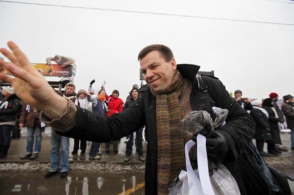 Близкое окружение: Участники акции «Белый круг» о проблемах Москвы. Изображение № 22.