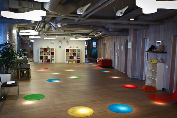Офис недели: Google (Петербург). Изображение № 1.
